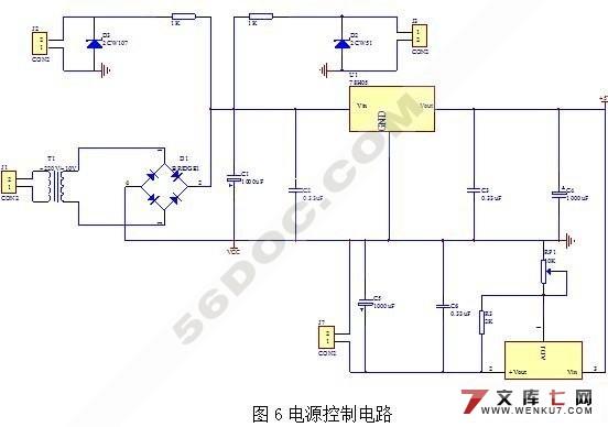 温度采集显示系统的设计(at89c51)