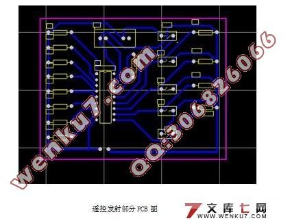 无线电遥控技术的密码锁软件设计(含电路