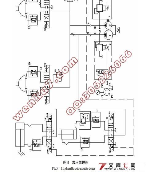 曲轴搬运机械手的设计(液压)