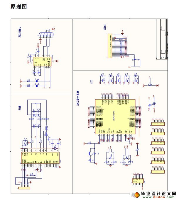 2 rfid系统的工作原理4 2.3 射频识别系统的典型结构5 2.