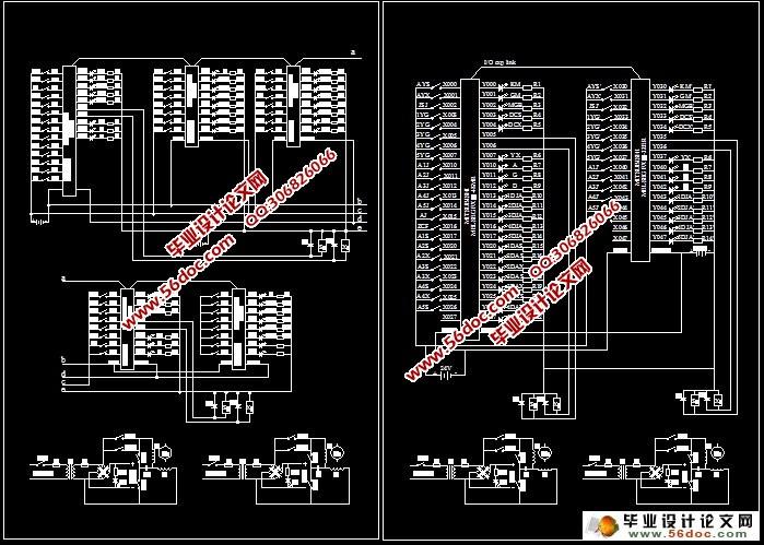 五层PLC在电梯控制中的应用(三菱FX2N)(附梯形图,接线图)(论文16900字) 摘 要 本文主要介绍可编程控制器(PLC)在电梯电气控制系统中的应用,通过对系统硬件设计方法和程序设计思路的介绍,给出了5层电梯逻辑控制部分的方法。主要涉及5层电梯的PLC控制系统的总体设计方案、组成及模块化程序设计。 关键词:PLC;电梯;逻辑控制;程序设计 The Application of Mitsubishi FX2N PLC in Elevator Control Abstract The implement
