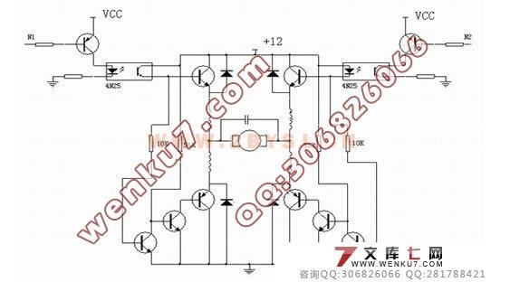用单片机控制直流电机的设计(简单论文)